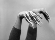 Опасные ногти