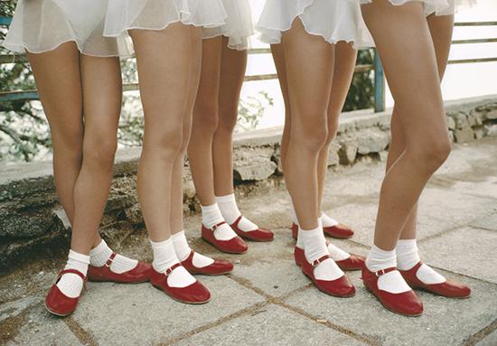 Сексуальные девушки в одних белых носочках фото 471-849