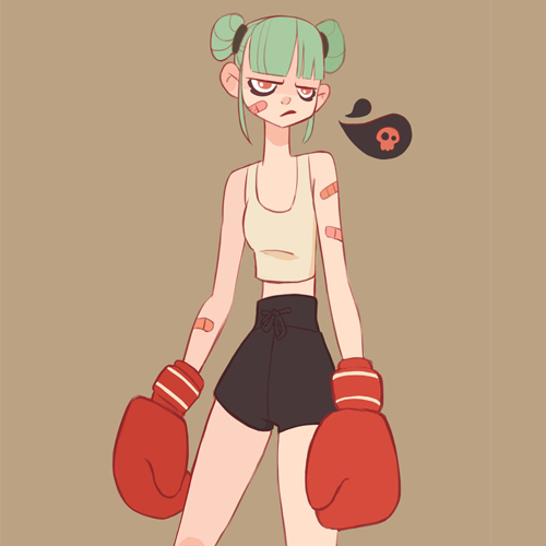 angry_girl_boxer_by_meomai-d8n9xp8
